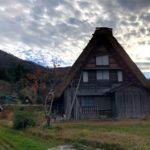日本の原風景に身を置く旅でした